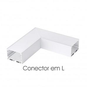 """EKPF62CL - Conector em """"L"""" do EKPF62"""