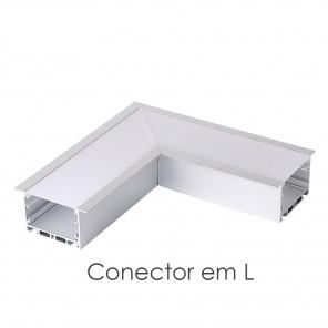 """EKPF52CL - Conector em """"L"""" do EKPF52"""