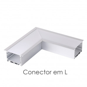 """EKPF53CL - Conector em """"L"""" do EKPF53"""