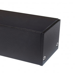 EKPF61A BLACK - DIFUSOR EKPF61 BLACK 3m