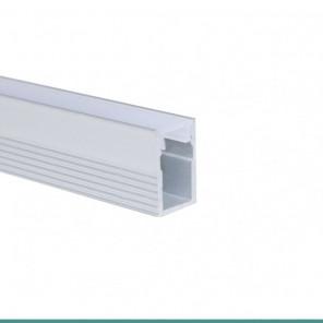 EKPF12SL - Perfil de alumínio slim sobrepor