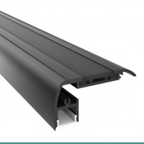 EKPF42 - Perfil de alumínio sobrepor para escada
