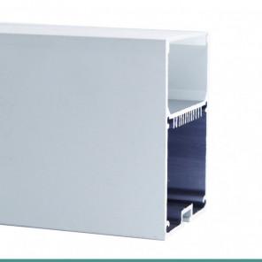 EKPF71 - Perfil pendente de alumínio