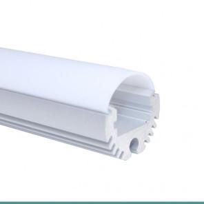 EKPF75 - Perfil pendente de alumínio