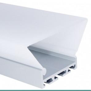 EKPF83 - Perfil pendente de alumínio