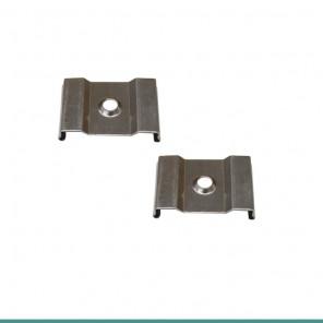 EKPF88E - Presilha de alumínio para perfil EKPF88