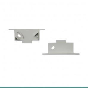 EKPF89 - Perfil de alumínio embutir