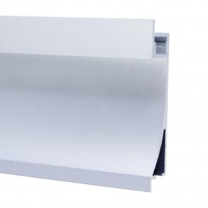 EKPF92 - Perfil de alumínio para rodapé