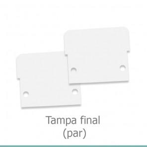 EKPF97C - Tampa final para perfil EKPF97