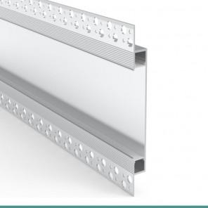 EKPF98 - Perfil de alumínio no frame