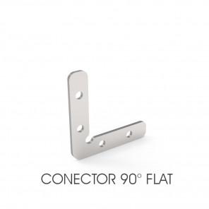 EKPF98CL - CONECTOR 90° SERVE PARA EKPF50,60, 90, 100 E 101